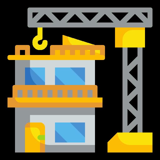 construction  Icône gratuit