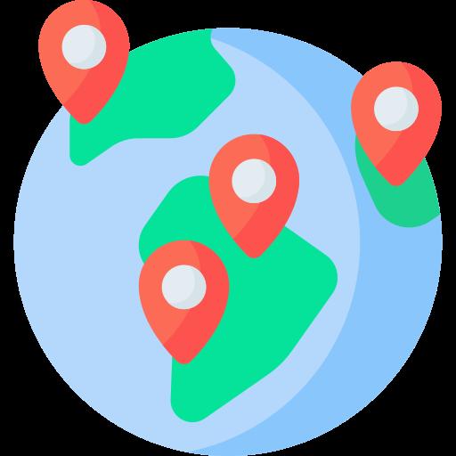 International  free icon