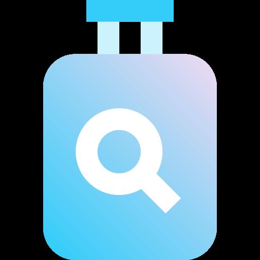varredura de bagagem  grátis ícone