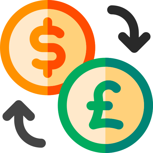 Currency  free icon