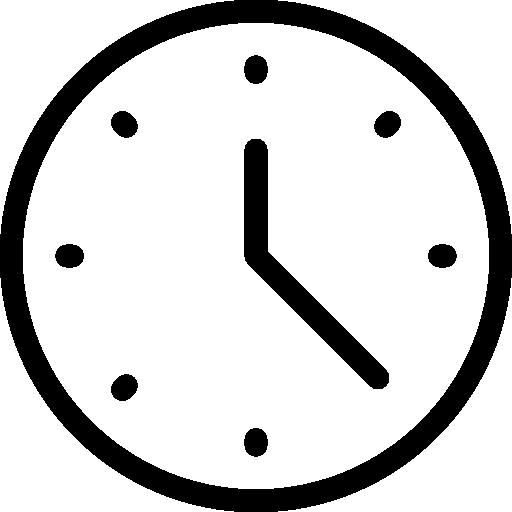 시계  무료 아이콘