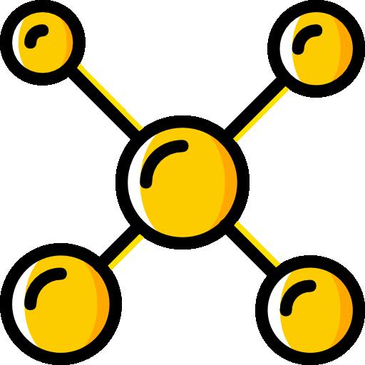 원자  무료 아이콘