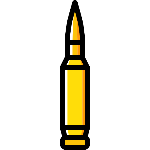 총알  무료 아이콘