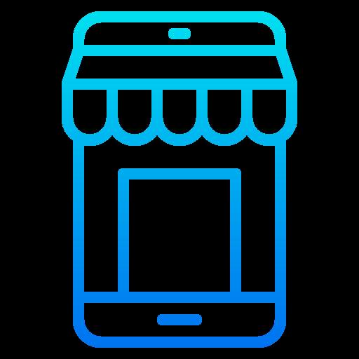 loja online  grátis ícone