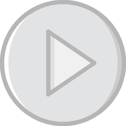 botón de play  icono gratis