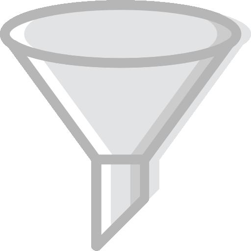 filtrar  icono gratis