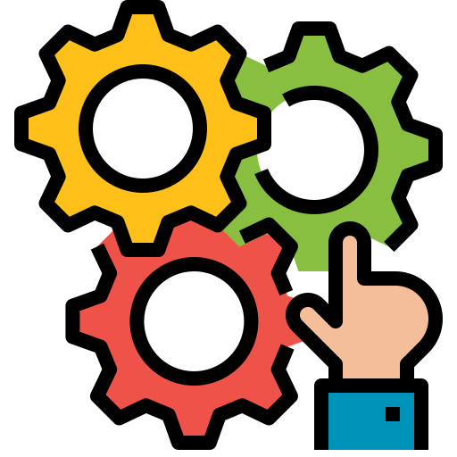 Automation  free icon
