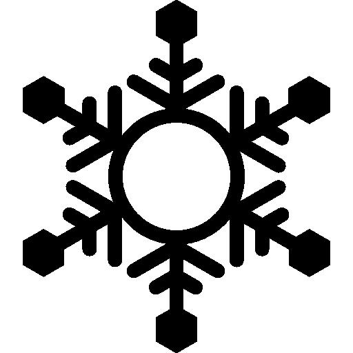Snowflake  free icon