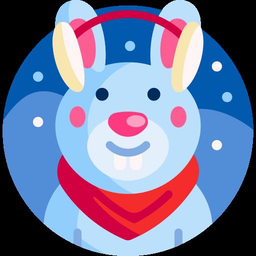 Bunny  free icon
