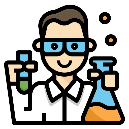 Biochemist  free icon