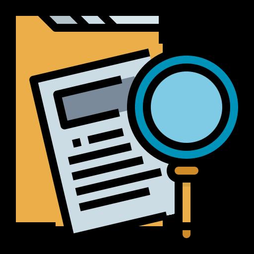 investigação  grátis ícone
