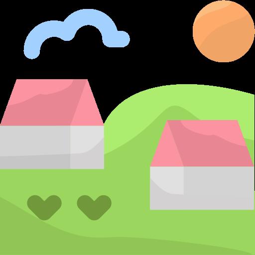 Village  free icon