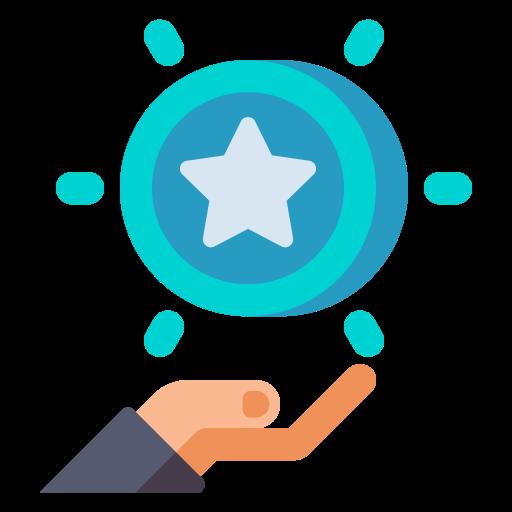Rewards  free icon