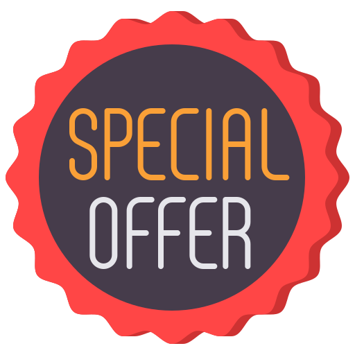 Offer  free icon