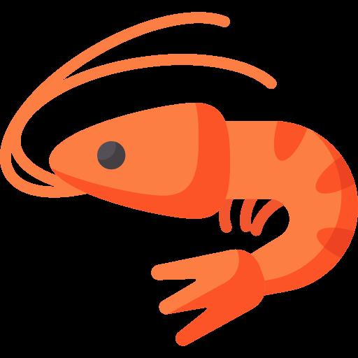 Shrimp  free icon