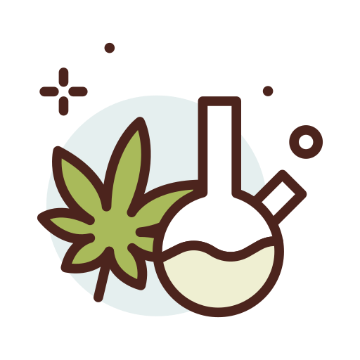 Weed  free icon