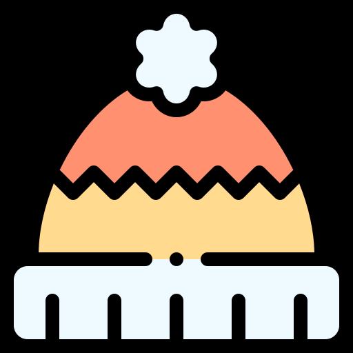 Winter hat  free icon
