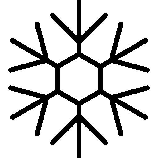 Снежинка  бесплатно иконка