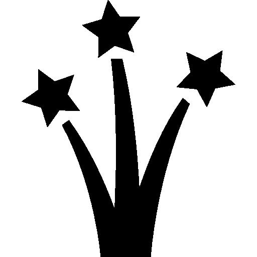 Фейерверк  бесплатно иконка