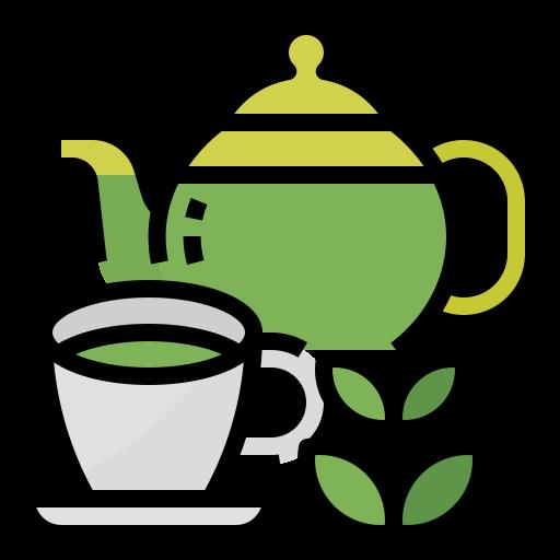 Green tea  free icon