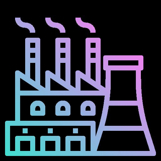 usine d'usine  Icône gratuit