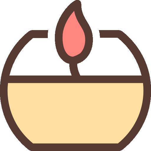 Свеча  бесплатно иконка