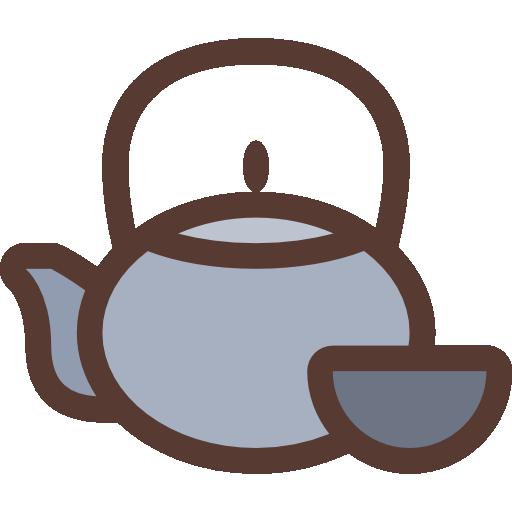 thé  Icône gratuit