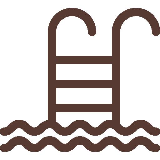 Плавательный бассейн  бесплатно иконка