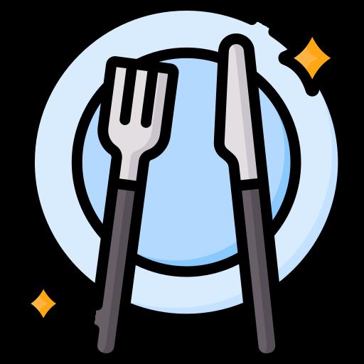 comer  icono gratis