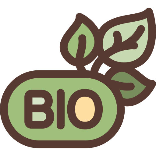 bio  Icône gratuit