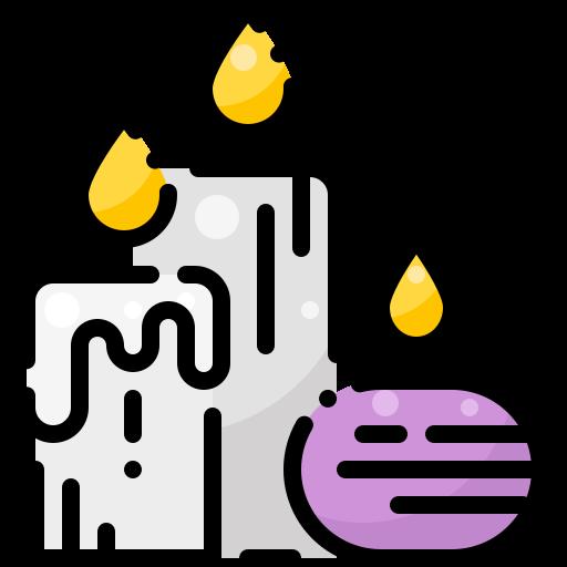 Свечи спа  бесплатно иконка