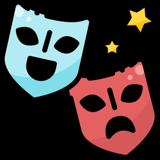 Drama  free icon
