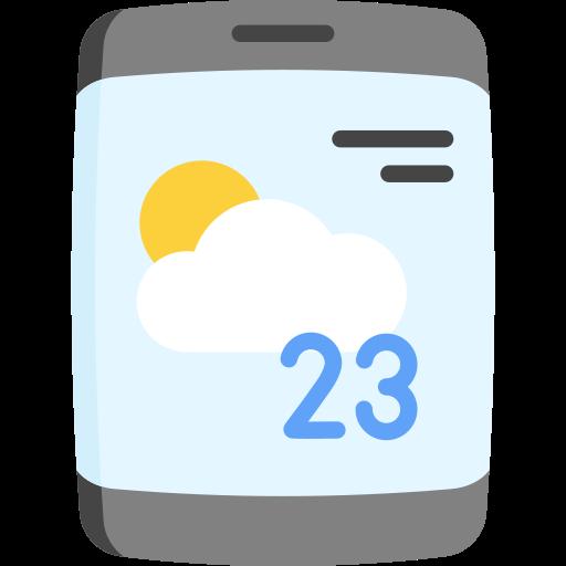Приложение погоды  бесплатно иконка