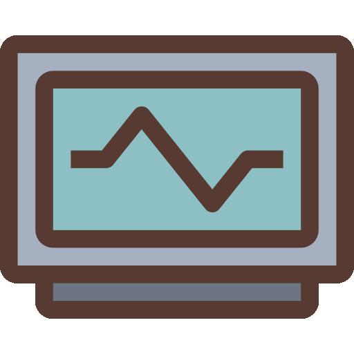 Кардиограмма  бесплатно иконка