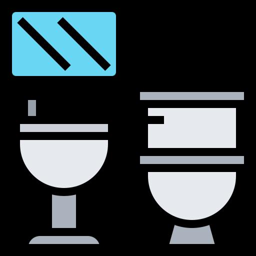 Toilets  free icon