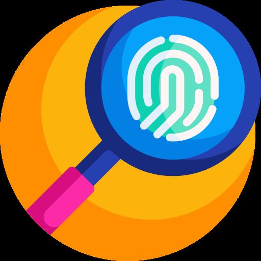 Identification  free icon