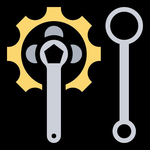 Gearwheel  free icon