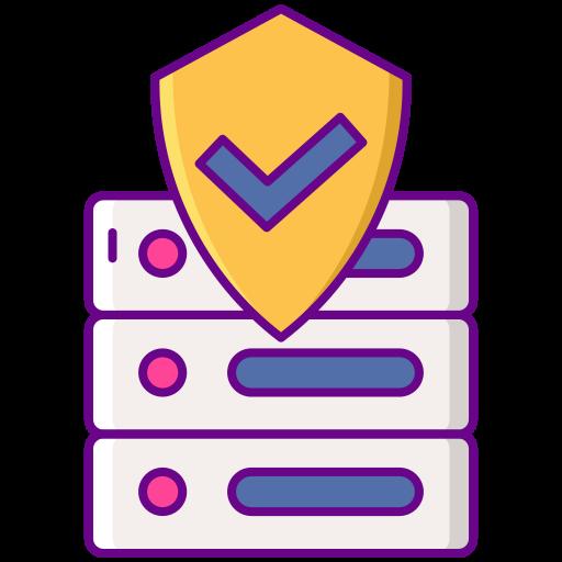 데이터 보호  무료 아이콘