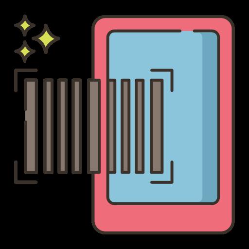 바코드 스캔  무료 아이콘