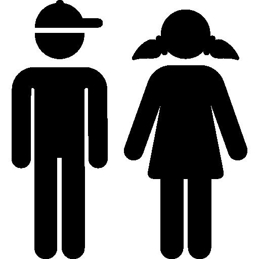 Kids  free icon