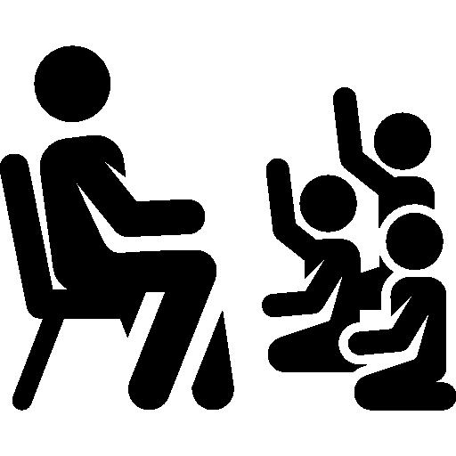 Classroom  free icon