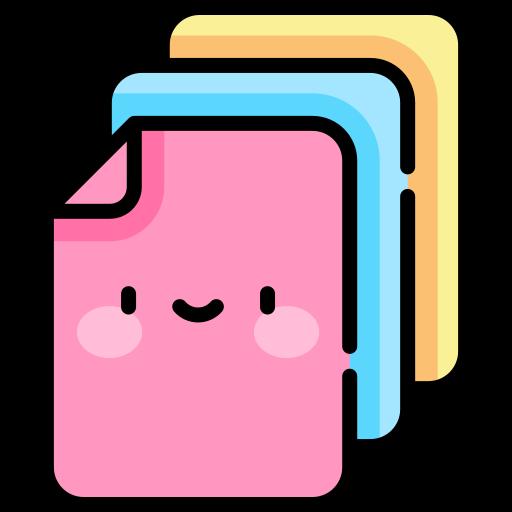 papel  icono gratis