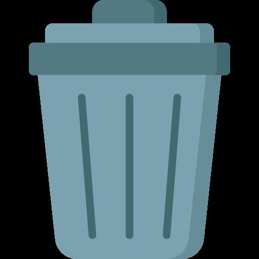 Trash  free icon