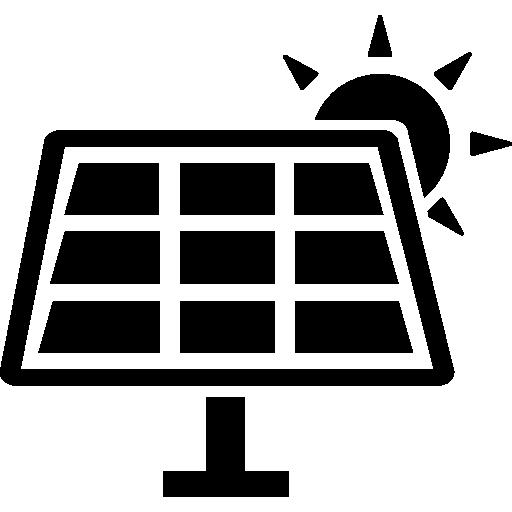 Solar Energy  free icon