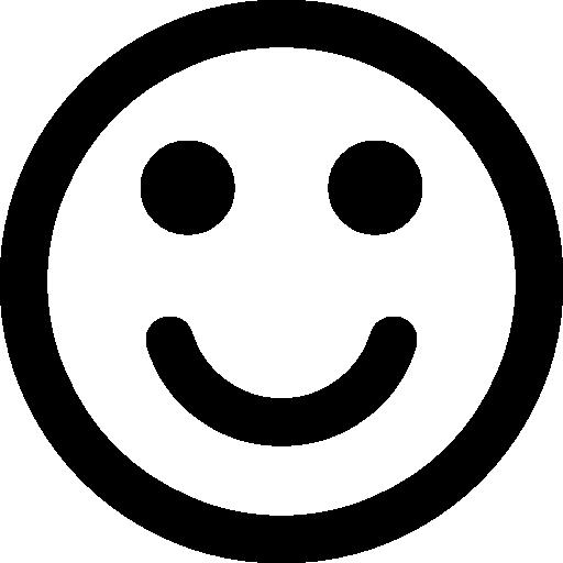 미소  무료 아이콘