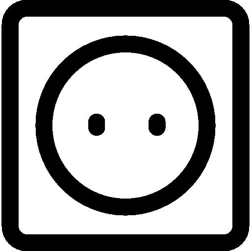 prise électrique  Icône gratuit