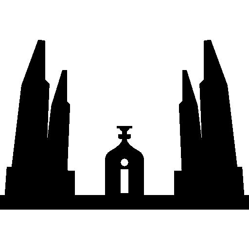 Памятник демократии в Бангкоке в Таиланде  бесплатно иконка