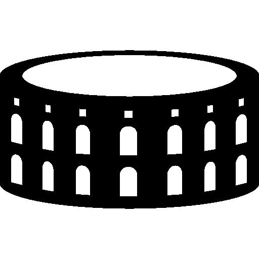 Пула Арена Хорватия  бесплатно иконка
