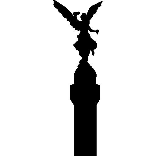 anjo da independência do méxico  grátis ícone