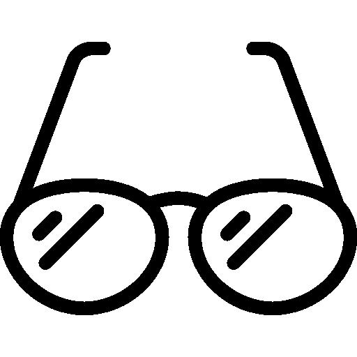 des lunettes  Icône gratuit